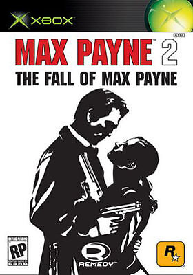Max Payne 2 The Fall Of Max Payne XBOX Retro Video Game Original UK Release  • 14.99£