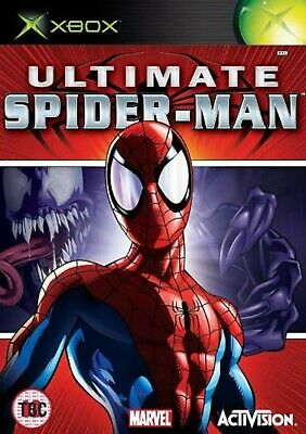 £19.99 • Buy Ultimate Spider-Man XBOX Retro Video Game Original UK Release Mint Condition