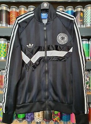 Adidas Mens Large Tracksuit Jacket Top Germany Classic Retro Vintage Unique Rare • 49.99£