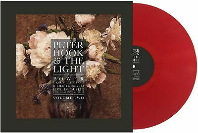 £12.84 • Buy Peter Hook & The Light - Power Corruption And Lies - Live In Dublin Vol. 2 - Lp