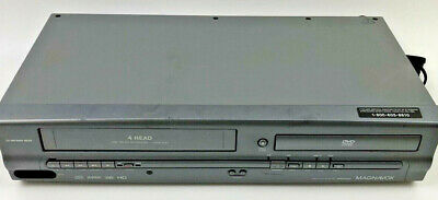 $ CDN36.25 • Buy MAGNAVOX MWD2205 DVD Player / VCR Combo AS IS FOR PARTS OR REPAIR