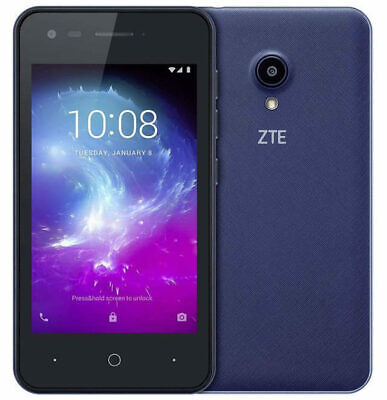 $46.99 • Buy ZTE Blade L130 Android 9.0 Go Edition 8 GB Dual Sim Factory Unlocked 2019 Model