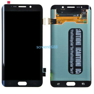 $ CDN162.64 • Buy For Samsung Galaxy S6 Edge+ Plus G928F Replacement LCD Display Touch Screen Blue