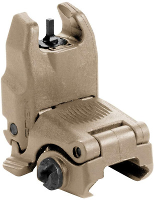 $40.89 • Buy Magpul MBUS Gen2 Backup Flip Up Sights Front Made In US MAG247 Authentic Folding