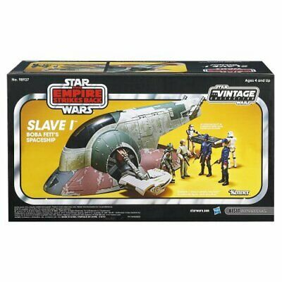 $ CDN226.87 • Buy Star Wars Vintage Collection SLAVE 1 Ship 3.75 Excl.**IN STOCK *Free Yoda Figure