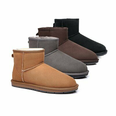 AU66.99 • Buy 【ON SALE】UGG Classic Mini Boots Water Resistant  Premium Australian Sheepskin