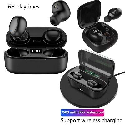 $ CDN24.47 • Buy Wireless Earbuds Bluetoot Headsets Compatible With Apple IPhone AirPods 2 IPad