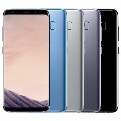 $ CDN173.81 • Buy Samsung Galaxy S8 G950 64GB GSM Unlocked Android Smartphone AT&T T-Mobile Sprint