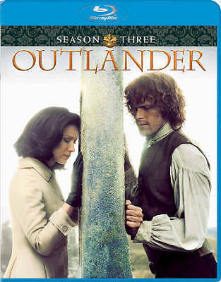 AU19.57 • Buy Outlander: Season 3 (Blu-ray Disc)