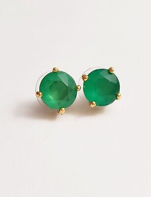 $ CDN40.83 • Buy Kate Spade Green Stud Earrings
