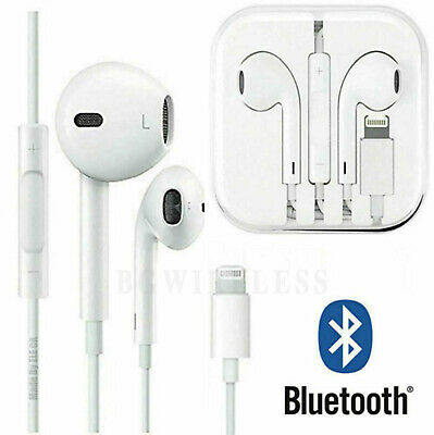 $ CDN12.49 • Buy New For Apple IPhone 7 8 Plus X XS MAX XR Wired Headphones Headset Earbuds Gift