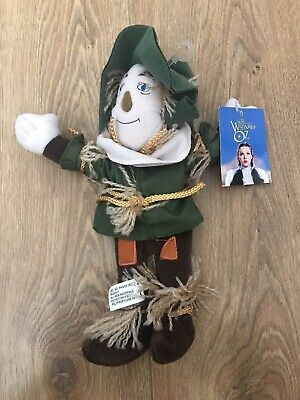 Wizard Of Oz Scarecrow Cuddy Toy 1998 New With Tag • 12.99£