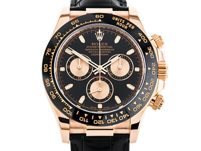 $ CDN43845.03 • Buy Rolex Daytona 40mm. Ref:116515LN Rose Gold 18k.Chronograph Men 2016 Box & Papers