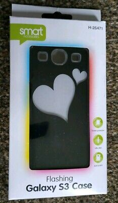 Smart Accessories Samsung Galaxy S3 Flashing Case And Screen Protector • 5£