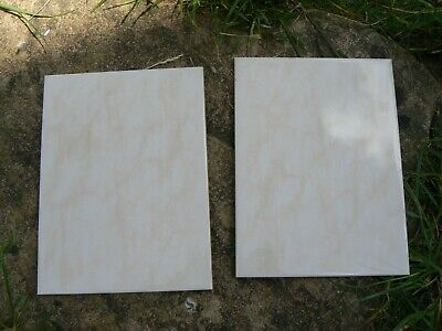 """£41 • Buy First Quality Gazed Cristal Collection Ceramic Wall Tiles 19.8cm (8"""") X 14.8cm ("""