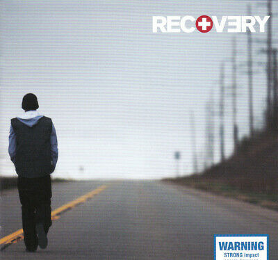 EMINEM - Recovery CD 2010 -DISC IS LIKE NEW • 8.79£