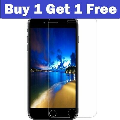 For Apple IPhone 8 Plus Tempered Glass Screen Protector – 100% Genuine • 0.99£
