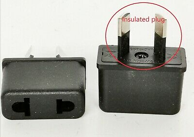 AU4.99 • Buy Universal Travel Adapter International UK USA EU To AU Australian Power Plug