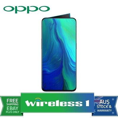AU699 • Buy OPPO Reno 5G 256GB - Ocean Green (Optus Unlocked)