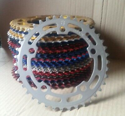 Sugino Chainring 39t Used Old School Bmx Pk Ripper Torker Haro Mongoose  • 75£