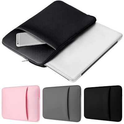 13  Laptop Carrying Protective Sleeve Case Bag For Apple Macbook Air/Pro/ IPad • 7.59£