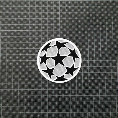 £8 • Buy UEFA Champions League Starball Football Patches/Badges 2000-2001 Silver