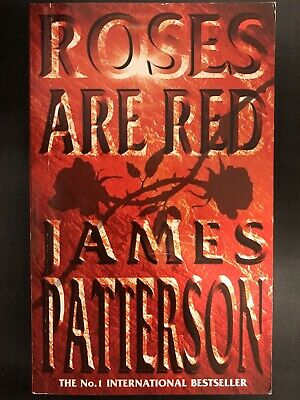 £2.50 • Buy Roses Are Red (Alex Cross #6) By James Patterson (Paperback, 2001)