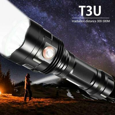 AU27.60 • Buy Most Powerful 110000LM Tactical 6 Mode XHP70.2 Zoom Flashlight LED Hunting Torch