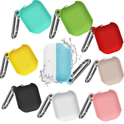 $ CDN7.88 • Buy Waterproof AirPods Silicone Case Cover Protective Skin Guard For Apple Airpod