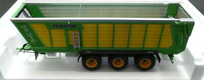 £79 • Buy MODEL TRAILER JOSKIN SILO SPACE 2 590t SILAGE TRAILER  1/32nd  By UH