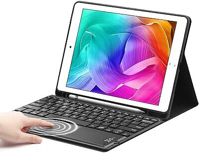 AU56.99 • Buy IPad 5th 6th 8th 7th 9.7 10.2 Air 3 1 2 Bluetooth Keyboard Stand Cover Touchpad