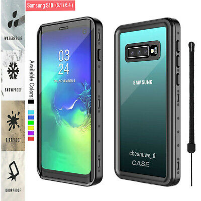 AU27.96 • Buy For Samsung Galaxy S10 Plus 5G Phone Case Shockproof Waterproof Heavy Duty Cover