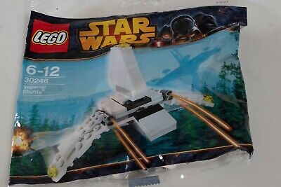 Lego Star Wars Imperial Shuttle 30246. Small Polybag Set. • 6£