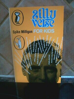 Silly Verse For Kids By Spike Milligan Puffin Books Vintage  1974 • 9.99£
