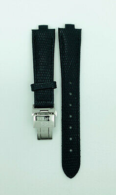 Breil Milano Watch Strap, Breil Strap, Breil , Breil Black Leather , Bw0073 • 171.10£
