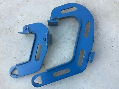 $350 • Buy Frame Machine Chief Style Auto Body C Clamp Pulling Hook Set Of 2 Made In USA