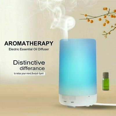 AU23.99 • Buy Air Humidifer Purifier Essential Oil Diffuser USB LED Ultrasonic Aromatherapy AU