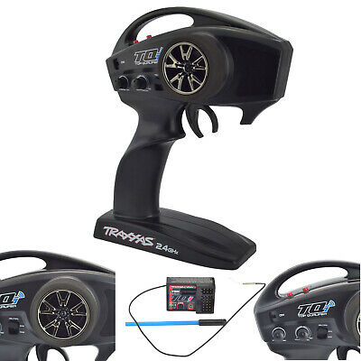 $ CDN158.79 • Buy Traxxas Transmitter TQi Link Enabled, 2.4GHz 2ch & Receiver 5Ch TQi Telemetry