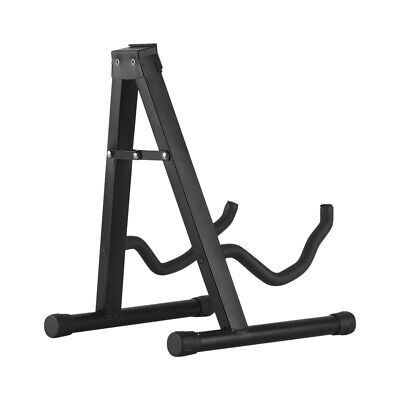 $ CDN31.48 • Buy Universal A-Frame Guitar Stand Foldable String Instrument Bracket For S1T5