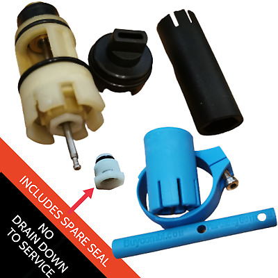 £5.99 • Buy Vaillant EcoTEC Diverter Valve Repair Kit (0020020015) With Fit Once Cartridge
