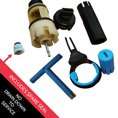 £39.95 • Buy Vaillant EcoTEC Diverter Valve 0020132682 Repair Kit  With Fit Once Cartridge