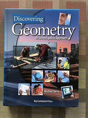 $38 • Buy Discovering Geometry/3rd Edition/Hardcover/Like New