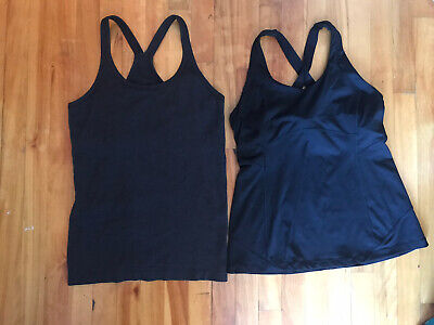 $ CDN52 • Buy Lululemon Lot Size 10  Tops Tank Tod