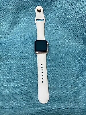 $ CDN47.31 • Buy Apple Watch 38mm  Series 1 Rose Gold (for Parts Only) Read
