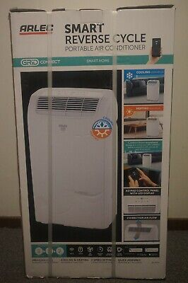 AU1138 • Buy Arlec Smart Reverse Cycle Portable Air Conditioner  Grid Connect Smart Home