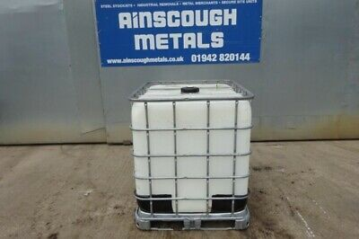 Ibc Storage Tank/ Container - Used • 45£