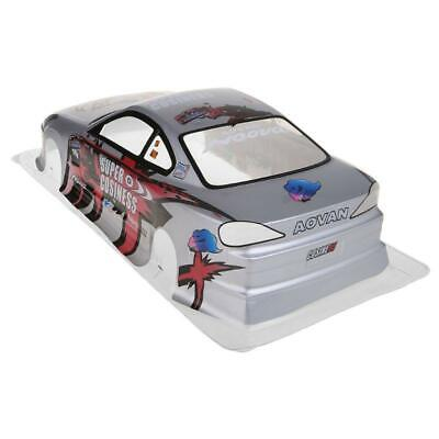 1/10 RC Car Body Shell Modification 190mm On Road Drift For Nissan S15 • 10.17£