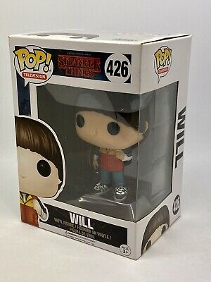 AU55.99 • Buy Television Funko Pop - Will - Stranger Things - No. 426