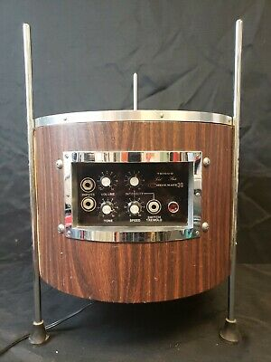 $ CDN510.35 • Buy Rare Vtg Teisco Checkmate 30 Solid State Coffee Table Amp Amplifier Check Mate