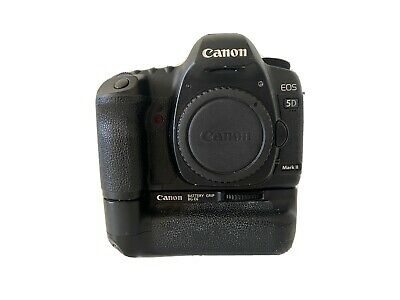 $ CDN428.26 • Buy Canon EOS 5D Mark II DSLR W/ Battery Grip [ [used]